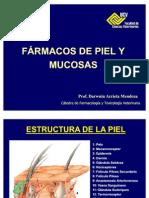 Farmacos de Piel y de Mucosas DAM 2010 Estudiantes