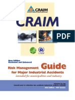 Risk Management Guide for Major Industrial Accid