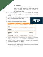 Contoh Perhitungan Pph Pasal 23