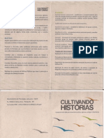 Cartilha - Projeto Cult Ivan Do Historias
