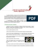Desarrollo de La Grafomotricidad (Pautas infantil
