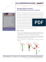 EUBrochure Managed DDoS Protection-En