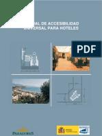 Manual de accesibilidad universal para hoteles