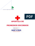 Apostila de Primeiro Socorros Service 1