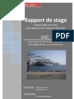 Rapport de Stage de Formation
