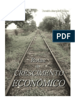 Livro-Reportagem Rotas do Crescimento Econômico - Heraldo Soares