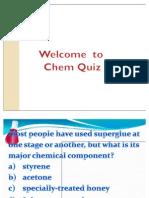 Chemquizz for Presentation