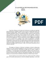 IMPACTO DE LAS NUEVAS TECNOLOGÍAS EN EL AULA