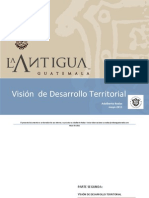 Vision de Desarrollo Territorial Parte 2 Al 7 Junio 11