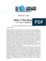 Gun, Nerin - Hitler Y Eva Braun
