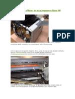 C_mo Cambiar El Fusor de Una Impresora L_ser HP 1022n[1]