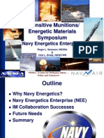 Roger L. Swanson and Vicki L. Brady- Insensitive Munitions/ Energetic Materials Symposium