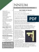 New Life UMC - Newsletter - November 2008