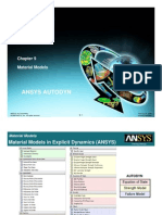 ANSYS AUTODYN- Chapter 9