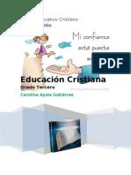 Educación Cristiana  3