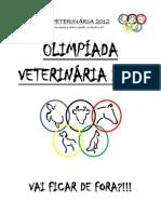 Olimpíada Veterinária 2012 - Manual