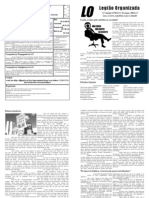 Quinquagésima Primeira Edição do Jornal da LO