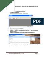 Leccion 4.1 - Como Usar El Administrador de Base de Datos de Visual Basic 6