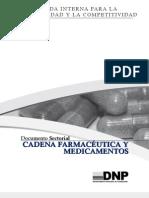Farmaceutica y medicamentos