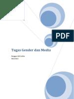 Tugas Gender Dan Media - Zanggra Adi Lukita