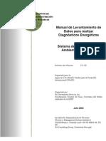 Manual Levantamiento de Datos Energia