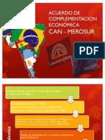 ACUERDO DE COMPLEMENTACION ECONÓMICA