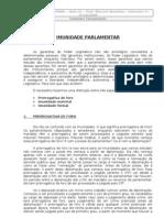 01-Imunidade tar e Processo Legislativo