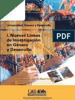 cuadernos_solidarios_3. Nuevas líneas de investigación en género y desarrollo