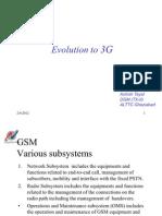 Evolution to 3G