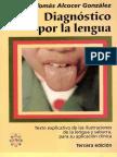 Diagnóstico por la lengua Alcocer
