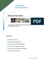 11 Glass Extratcables Bayer Zuercher