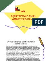 ASERTIVIDAD EN EL ÁMBITO ESCOLAR