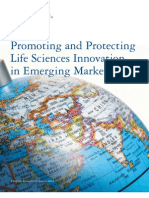 Promoting and Protecting Life Sciences Innovation in Emerging Markets