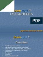 Foamcast Lost Foam Casting Process