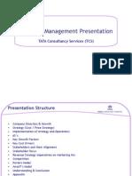 Strategy Analysis TCS
