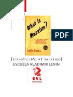 Introduccion al marxismo - Emile Burns (edición revisada para EVL) (1)