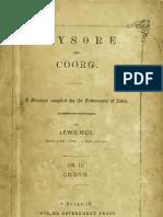 Coorg Gazette 1878