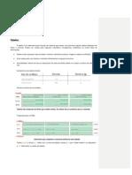 (X)HTML - Tabelas