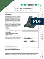 Toolkit Untuk Sambung Kabel Fiber Optik