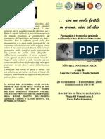 Brochure - Mostra