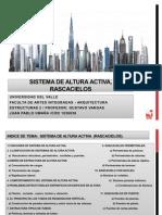 Sistema de Altura Activa, Rascacielos
