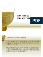 Traffic and Transportation Training
