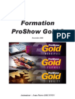 Proshow Gold 3