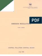 Emission Regulations Part-Three