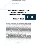 Cultural Identity & Cinematic Representation-Stuart Hall