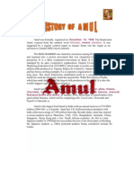 Amul - Project
