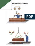 Instrucţiuni legatori sarcina