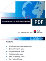 Intro to ALD Automotive Sept 2011