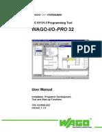 Wago Pro Manual