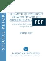 Imm Criminality (IPC)